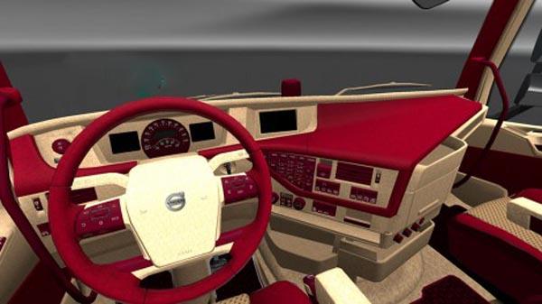 Volvo FH16 OFR Interior