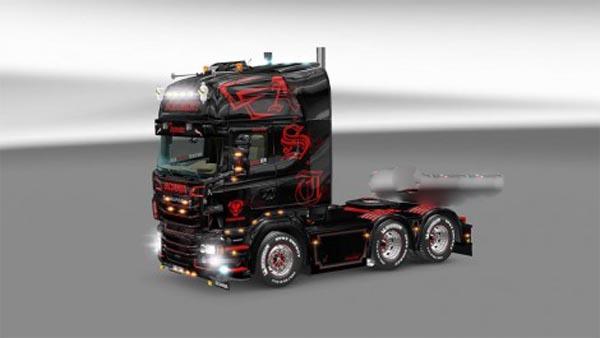Andreas Schubert Scania RJL