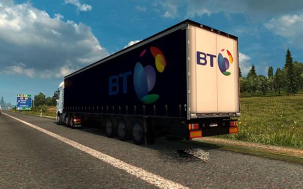 BT DAF XF Euro 6 Combo Pack