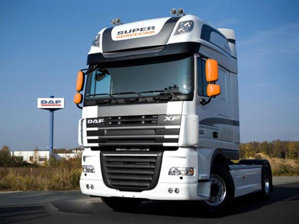 DAF XF Sound