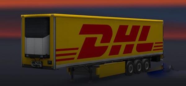 DHL Trailer
