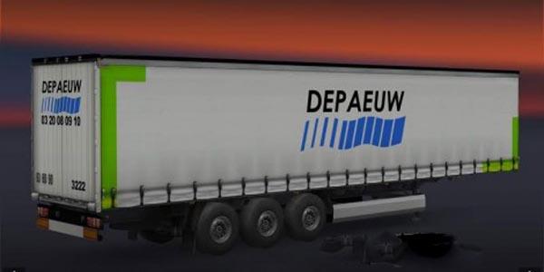 Depaeuw trailer