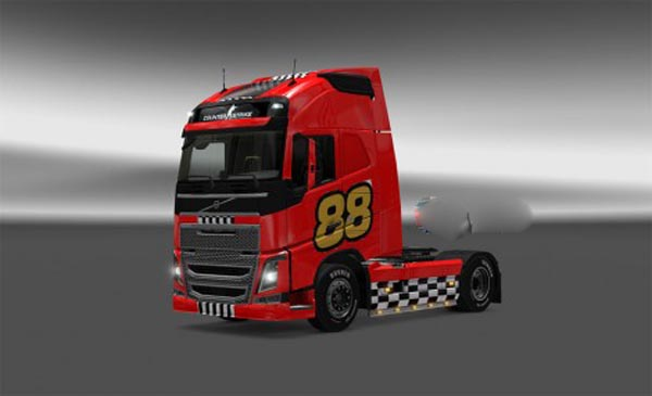 Racing 88 Volvo FH2012