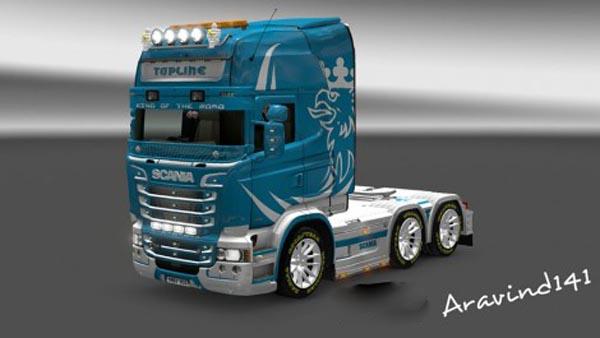 Scania Custom Skin