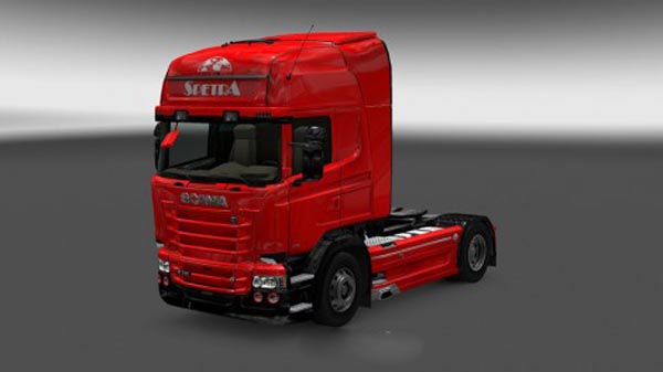 Scania RJL Spetra Skin