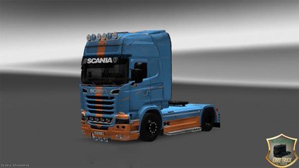 Scania Streamline DS3 Skin