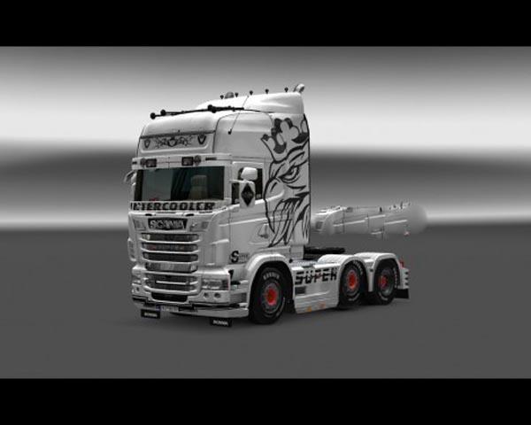 Scania Super skin