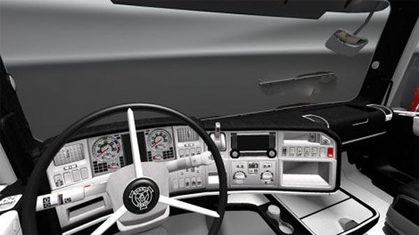 Scania WBLE Interior RJL