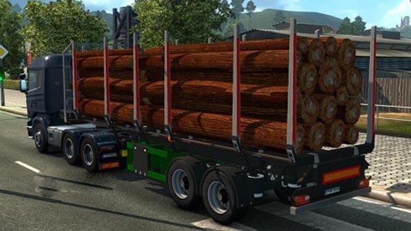 Trailer logs