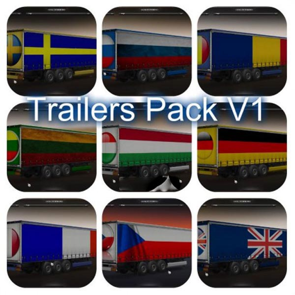 Trailers Countries Pack