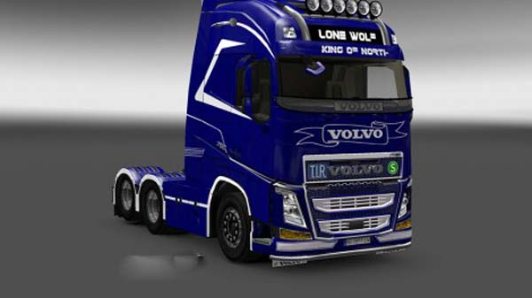 Volvo FH 2013 Ohaha Ultimate Power Skin