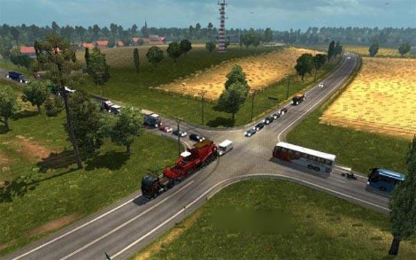 AI Traffic Density