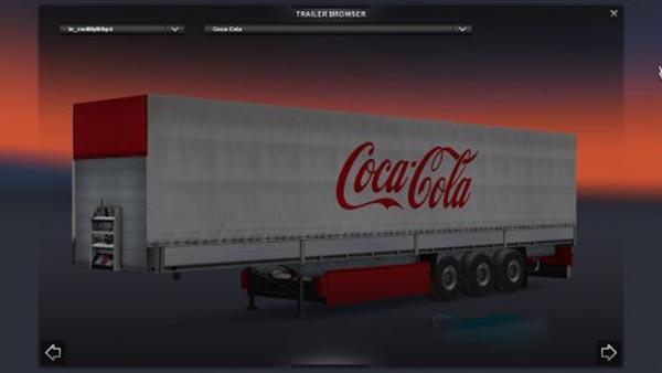 Coca Cola Schmitz Trailer