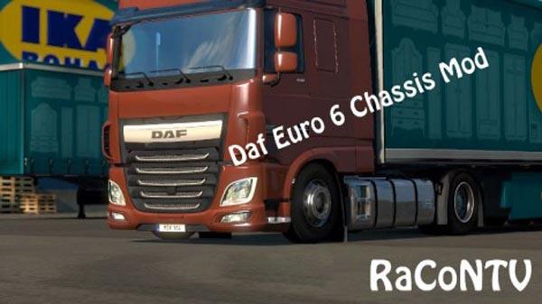 DAF Euro 6 Chassis Mod