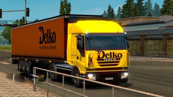 Delko for Iveco Stralis