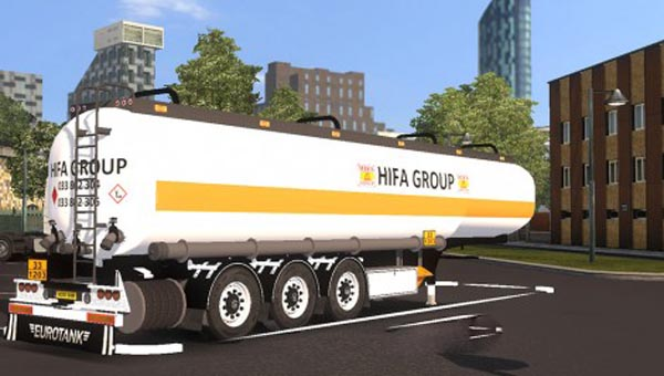 Hifa Group Trailer