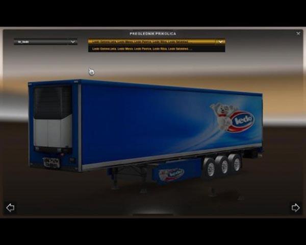 Ledo trailer