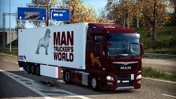 MAN 6 Trailer