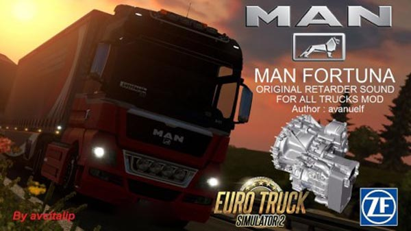 MAN Fortuna Retarder Sound for all Trucks