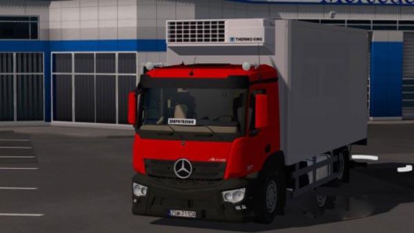 Mercedes Antos BETA
