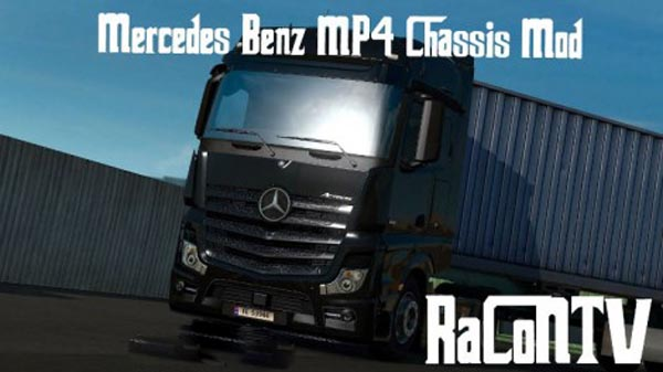 Mercedes Benz MP4 Chassis Mod