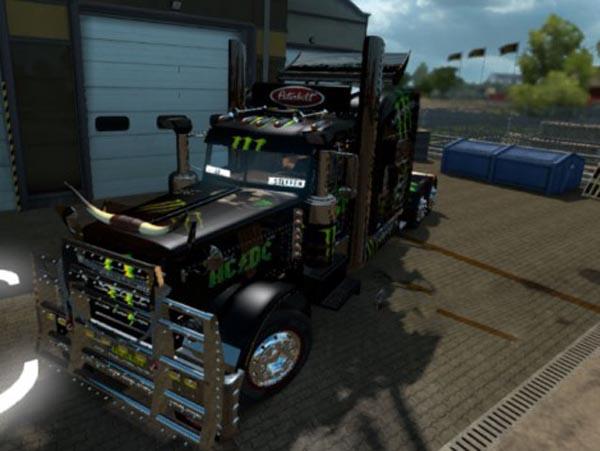 Monster Energy Peterbilt 389 1.7