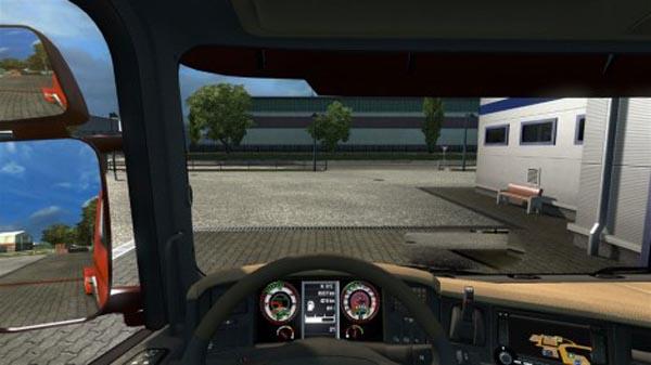 New design speed indicator