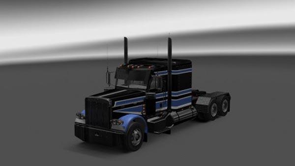 Peterbilt 389 Customizable Truck Skin