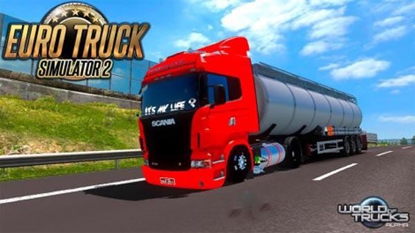 Scania Edit Tuning
