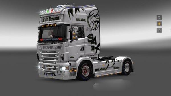 Scania F.lli Perrotti Skin