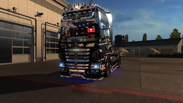 Scania Obsolute Skin
