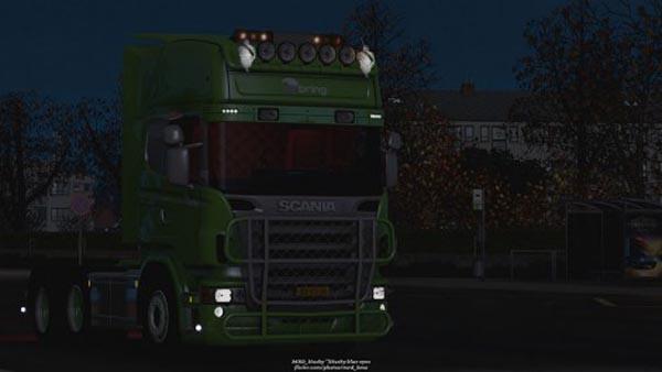 Scania R 500 Bring