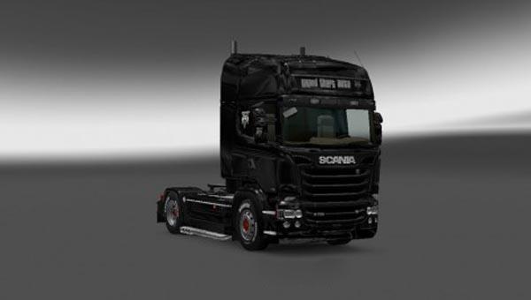 Scania RJL Grand Theft Auto V Skin