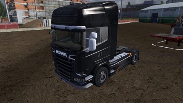 Scania Streamline Carbon Skin