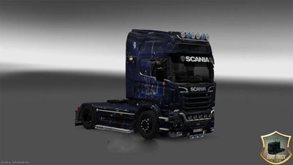 Scania Streamline Fantasy Skin