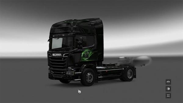 Scania Streamline Gigabyte Skin