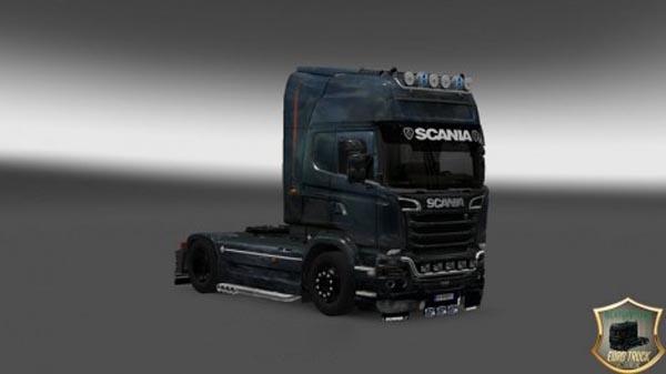 Scania Streamline Kastlvaniya Skin