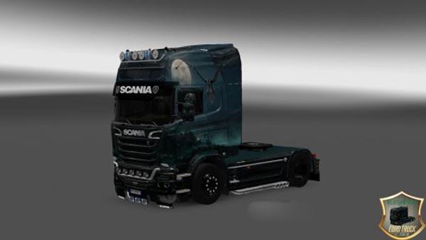 Scania Streamline Raven Skin