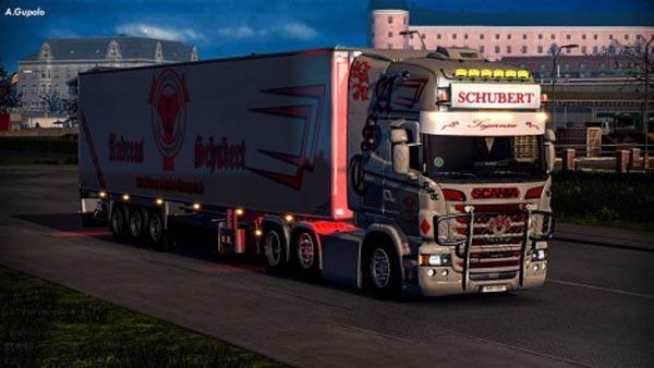 Schubert Pack Scania RJL