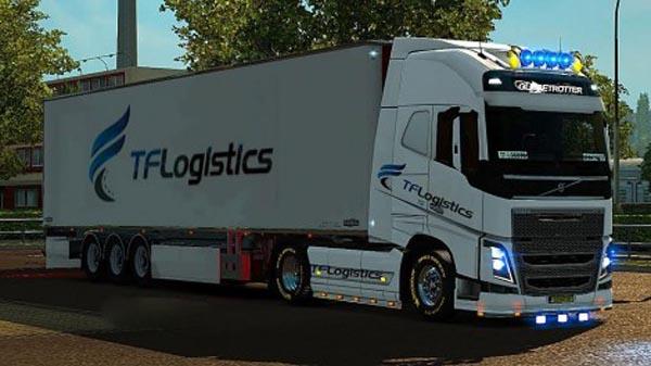 TF Logistic Combo Skin Packs