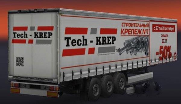Tech-Krep Trailer