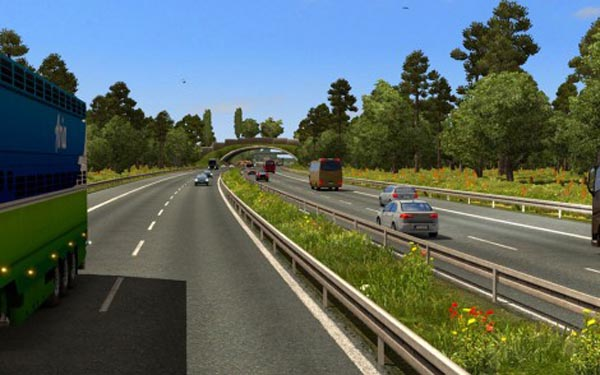 Traffic Density mod for 1.20