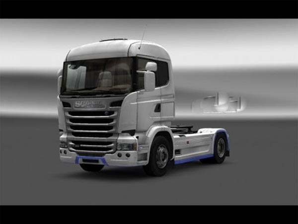 Vabis skin for Scania Streamline