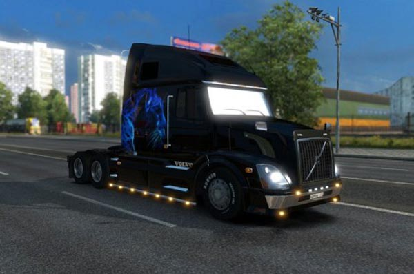 Volvo VNL 670 Set