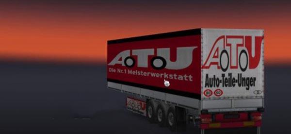 ATU Schmitz Trailer