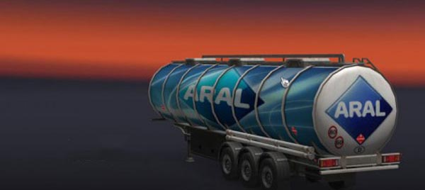 Aral Tank Trailer