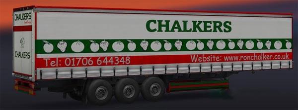 Chalkers Trailer Skin