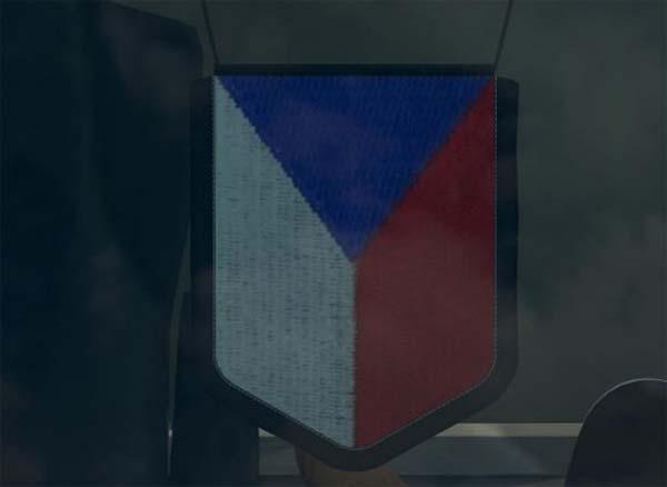 Czech pennant