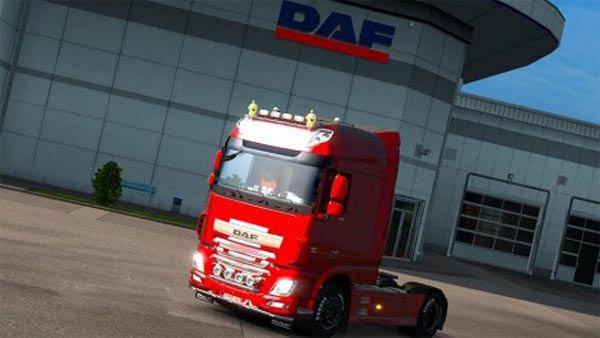 DAF E6 Tuning Pack