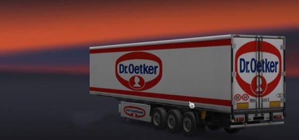 Dr.Oetker Trailer